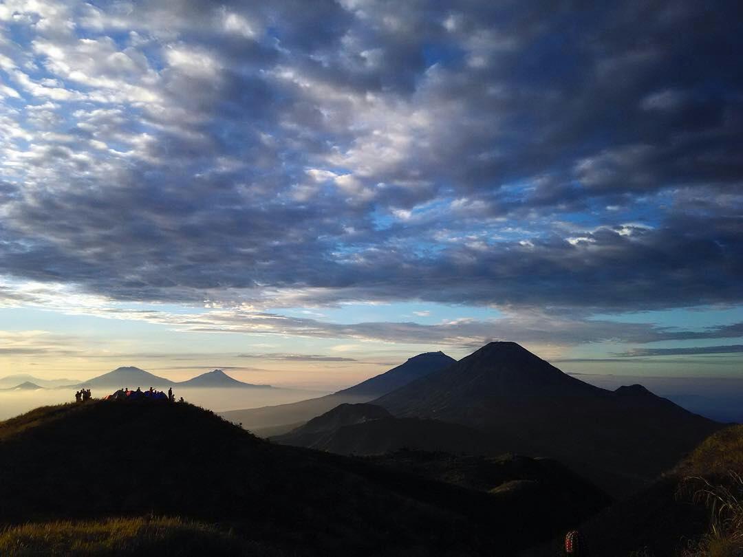 Gunung Prau dieng 2565Mdpl
