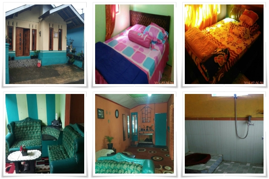 Homestay Kawing Backpacker Dieng