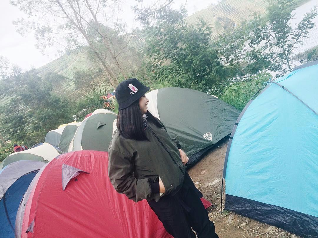 Camping Bukit sidengkeng