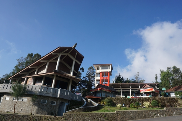 Dieng Plateau Theather