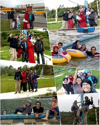 waterpark dieng
