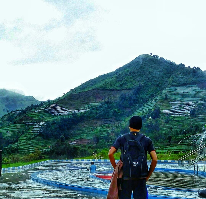 Waterpark Dieng