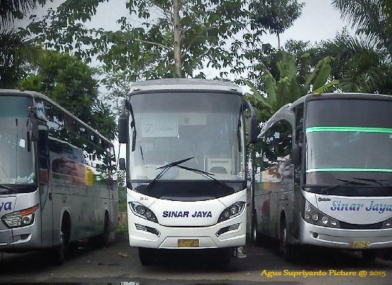 Bus Jakarta Ke Dieng