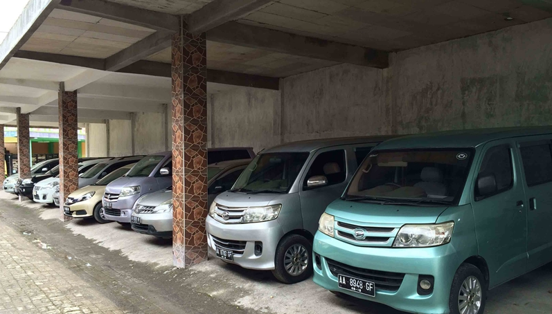 Rental Kendaraan Dieng