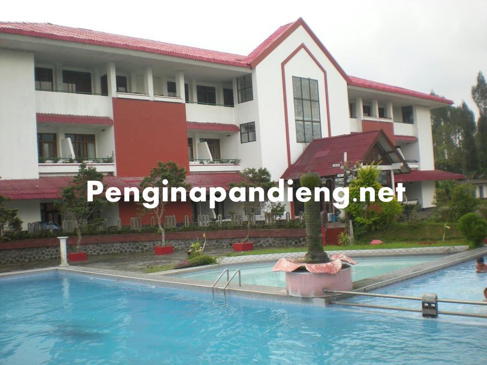 Hotel Kledung Pass wonosobo