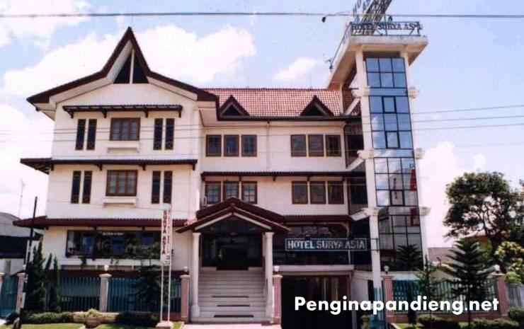 Hotel surya asia wonosobo