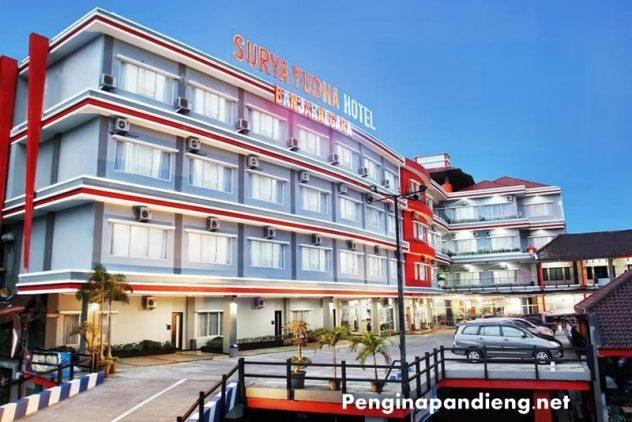 Hotel surya yudha banjarnegara