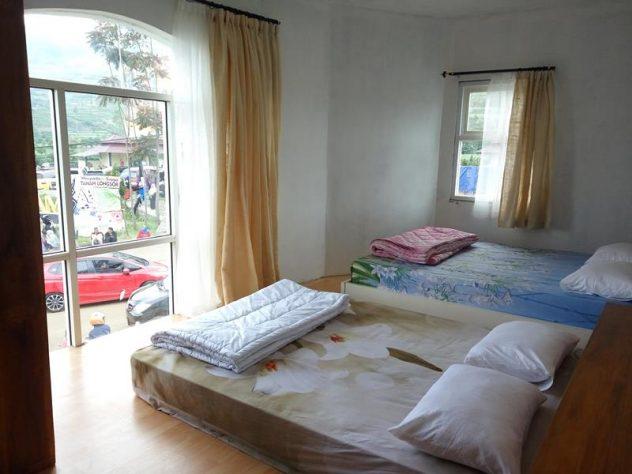 Kamar Hostel Tani Jiwo Dieng