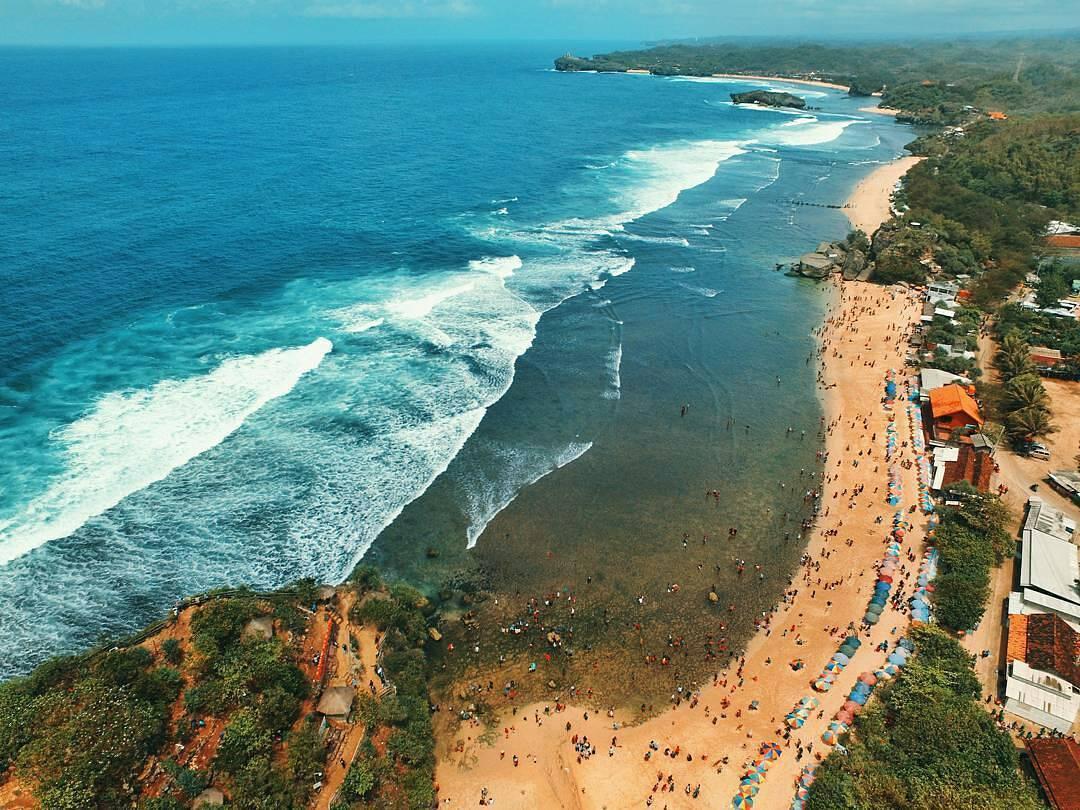 Pantai Indrayanti Jogja