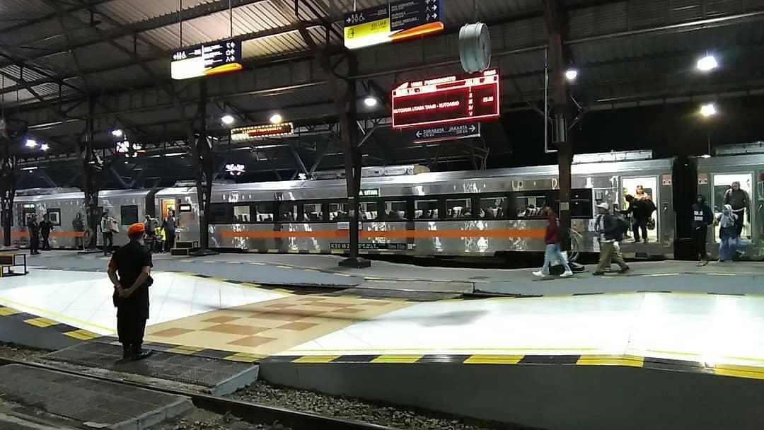 Stasiun Purwokerto ke Dieng