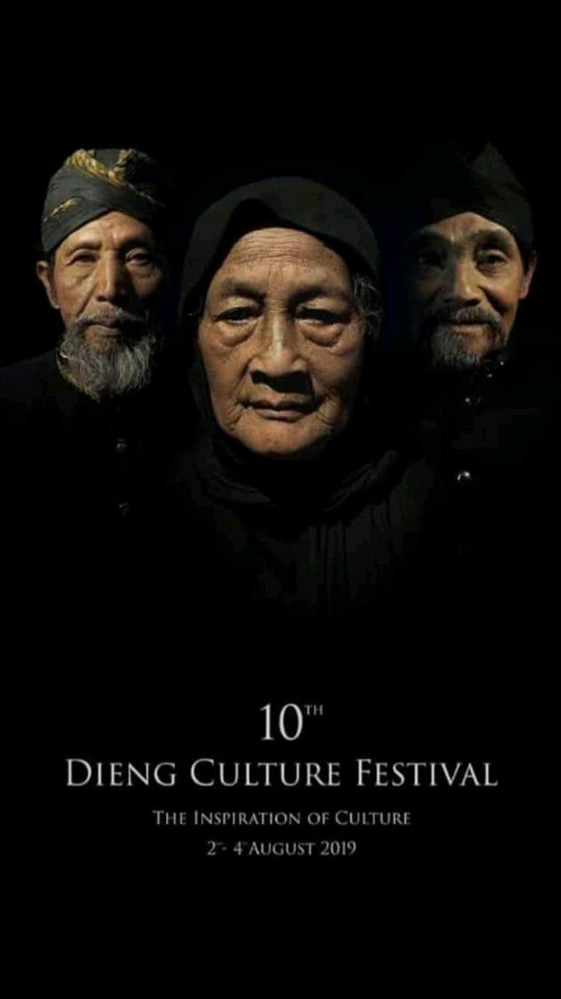Dieng Culture Festival 2019