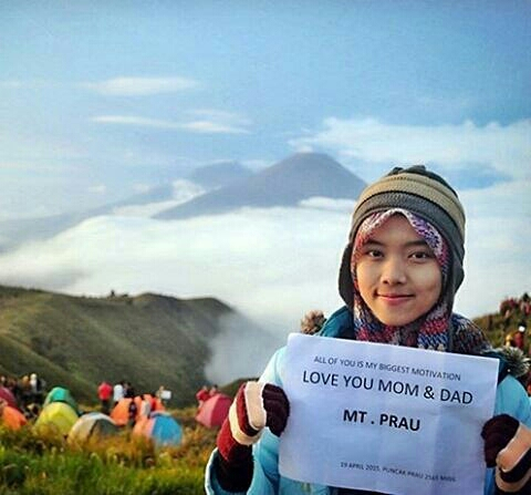 Tips Mendaki Gunung prau