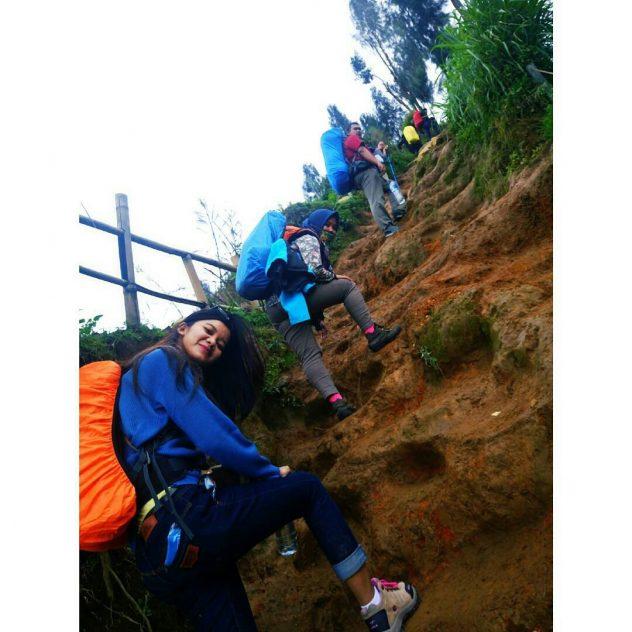 Jalur Pendakian Gunung Prau Dieng