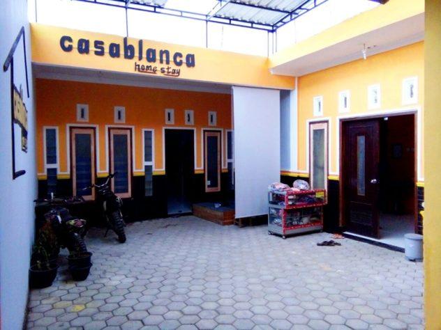Homestay Casablanca dieng