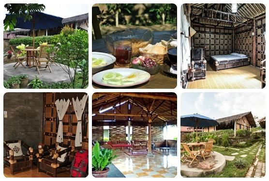 Pondok bamboo Homestay Wonosobo