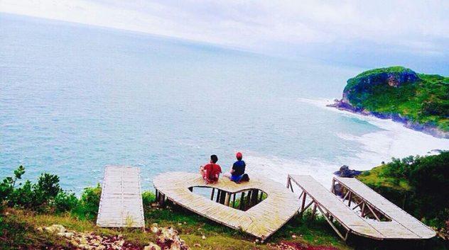 Pulau Karangbata menganti Kebumen