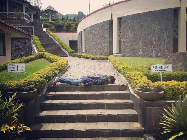 Wisata dieng museum kailasa