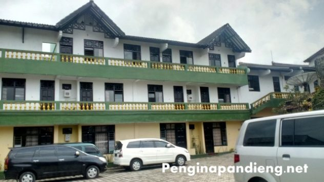 Hotel dewi wonosobo