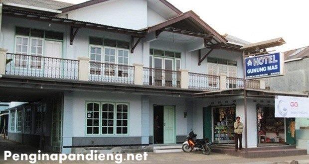 Hotel Dieng murah