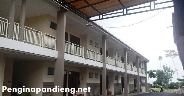 Hotel P:ison wonosobo