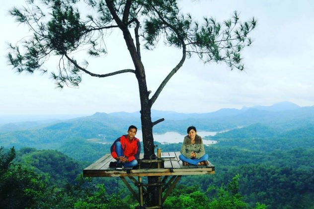 Desa Wisata Kalibiru Jogja(yogyakarta)