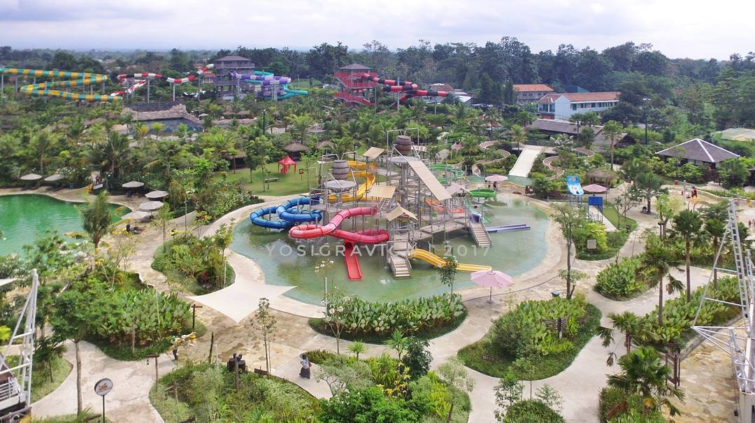 Jogja Bay Waterpark