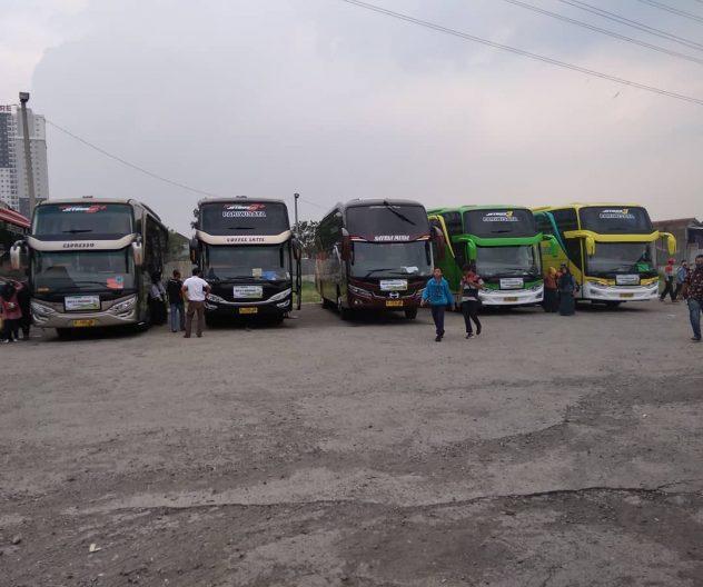 Bus semarang ke wonosobo